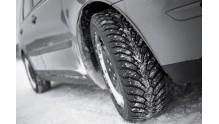 7 лучших зимних шипованных шин