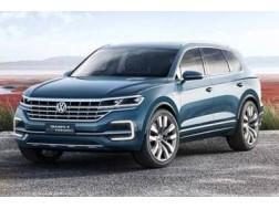 Каким будет Volkswagen Touareg в 2017 году