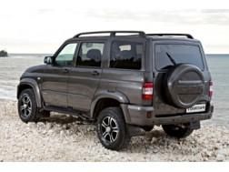 Каким будет новый УАЗ «Патриот» в 2018 году?