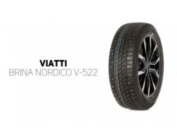 Особенности Viatti Brina Nordico V 522, отзывы владельцев зимних шин