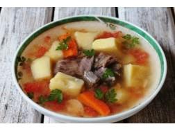 Учимся готовить вкусные супы из баранины по рецептам