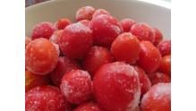 Как замораживать свежие помидоры впрок самому