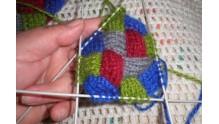Как освоить энтерлак вязание спицами самостоятельно с нуля