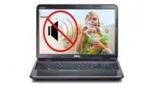 Частые причины отсутствия звука на ноутбуке и их решение