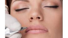 Как выглядит татуаж губ с растушевкой, фото, естественный цвет и насыщенный