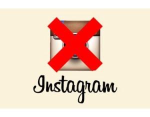 Варианты удаления профиля в социальной сети Инстаграм