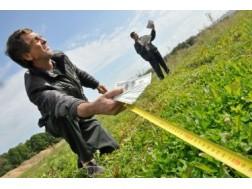 Обязанность межевания земельного участка до 2018
