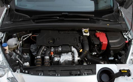 обновленный мотор