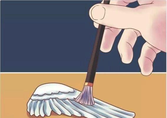 почистить от пыли серебро