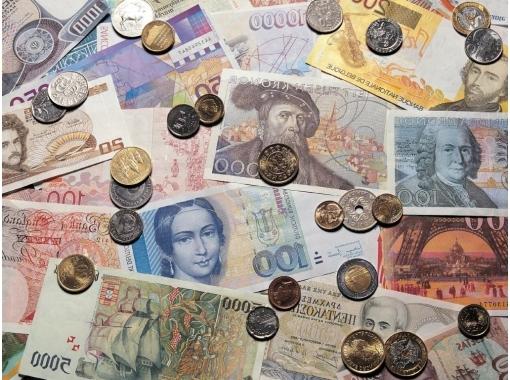 валюта стран