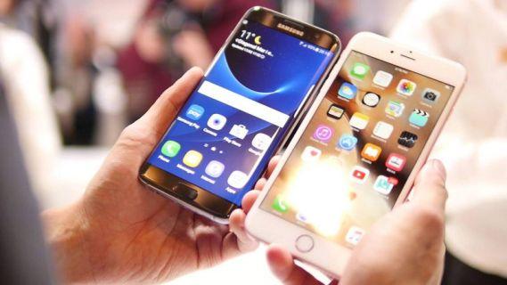 сравнение с айфоном 6с