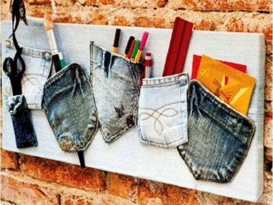 карманы джинс