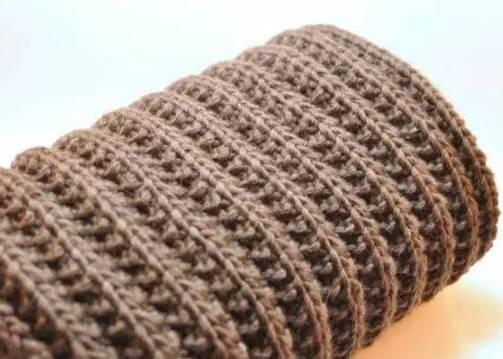 шарф вязкой