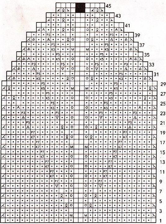 схема 45 ряда