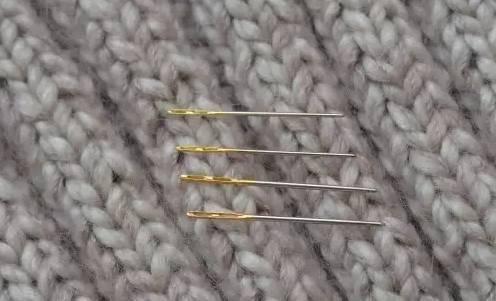 иголки для шитья