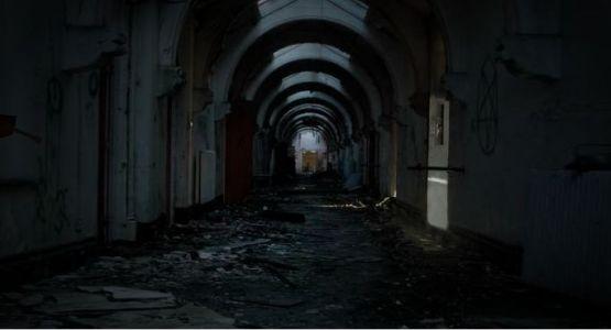 старый коридор