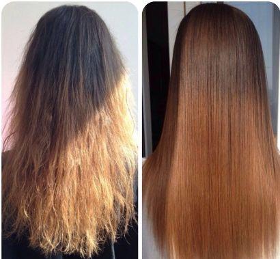 волосы галины