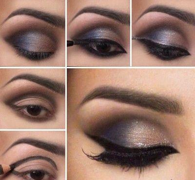 цвета для глаз