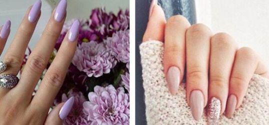 розовый и сирень
