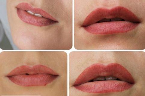 губы екатерины