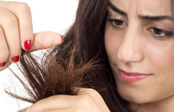 волосы теряют прежний блеск