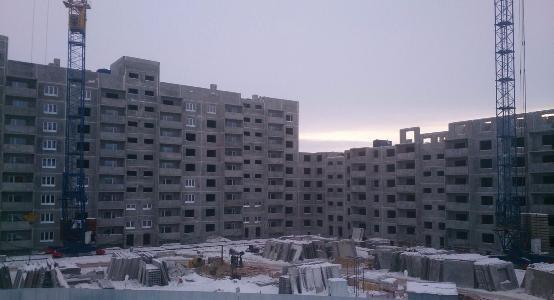 стройка жилья