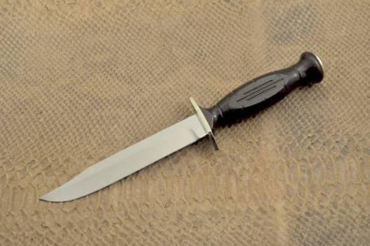 нож из кремния