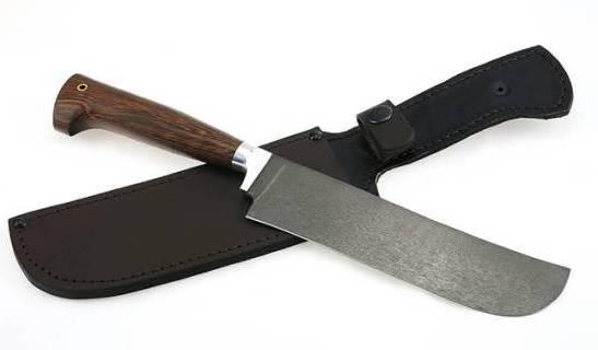 нож из стали х12мф