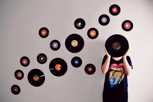 музыкальные пластинки