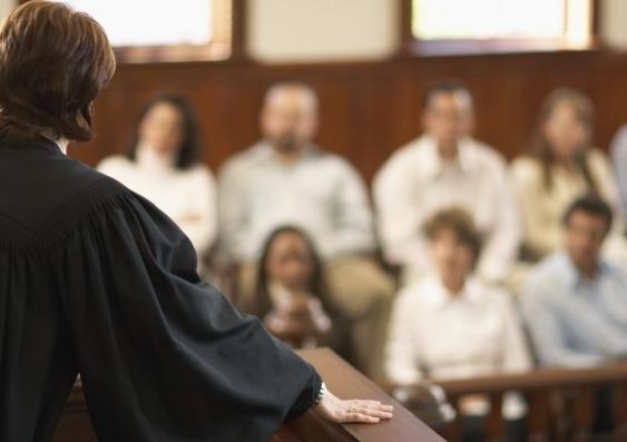 суд присяжных заседателей